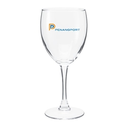 Nuance Goblet Glass Custom Printing