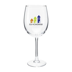 Cachet White Wine Glass Custom