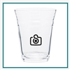 5.5 Oz. Player Taster Glass with Custom Logo , Custom Logo Taster Glasses, ETS Express Item Number 721, Custom Printed Taster Glasses