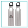 H2GO Solus 24 Oz Stainless Steel Water Bottle Custom Printed, H2GO Branded Water Bottles, H2GO Corporate & Group Sales