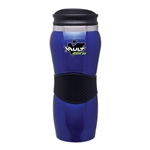 14 Oz. Maui Gripper 2-Tone Stainless Steel Tumbler with Corporate Logo, Maui Gripper Tumbler, custom drinkware buy online, where to buy Stainless Steel Drinkware