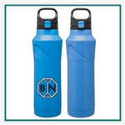H2GO Houston 20.9 Oz Water Bottle Custom Printed, H2GO Branded Water Bottles, H2GO Corporate & Group Sales