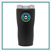 16 Oz Stealth Stainless Steel Tumbler with Corporate Logo, Stealth Tumbler, custom drinkware buy online, where to buy Stainless Steel Drinkware