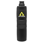 H2GO 20.9 Oz. Valor Water Bottle with Custom Printed Logo, H2GO Valor Custom Branded, H2GO 92084, H2GO 92083, H2GO Custom Water Bottles