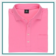 Fairway & Greene Natural Tech Solid Polo Custom Embroidery