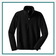Port Authority Value Fleece 1/4-Zip Pullover F218, Port Authority Promotional Pullovers, Port Authority Custom Logo