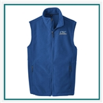 Port Authority Value Fleece Vest F219, Port Authority Promotional Vests, Port Authority Custom Logo