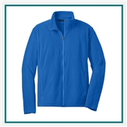 Port Authority Microfleece Jacket F223, Port Authority Promotional Jackets, Port Authority Custom Logo