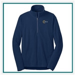Port Authority Microfleece 1/2-Zip Pullover F224, Port Authority Promotional Pullovers, Port Authority Custom Logo