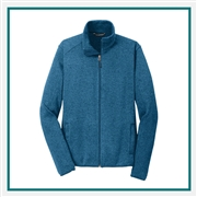 Port Authority Sweater Fleece Jacket F232, Port Authority Promotional Jackets, Port Authority Custom Logo