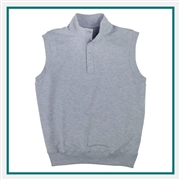 Fairway & Greene Old School Button Vest Custom Logo