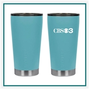 Fifty Fifty 16 Oz Tumbler With Slide Lid Custom Printed