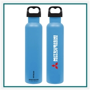 Fifty Fifty 25 Oz. Double-Wall Vacuum Insulated Bottle Custom