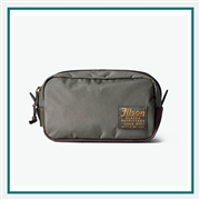 Filson Ballistic Nylon Travel Pack 20019936 with Custom Embroidery, Filson Custom Travel Packs, Filson Corporate Logo Gear