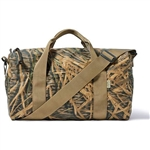 Filson X Mossy Oak Camo Small Tin Cloth Field Duffle Bag 20078582 Custom Embroidered, Filson Custom Duffle Bags, Filson Corporate Logo Gear