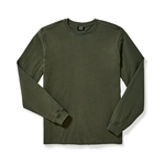 Filson Men Outfitter Long Sleeve T Shirt Custom Silkscreen, Filson Corporate T Shirts, Filson Branded T Shirt