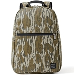 Filson X Mossy Oak Camo Rugged Twill Bandera Backpack 20102988 with Custom Embroidery, Filson Custom Backpack Bags, Filson Corporate Logo Gear