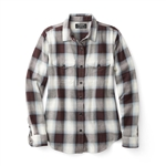 Filson Women's Scout Shirt Custom Embroidery