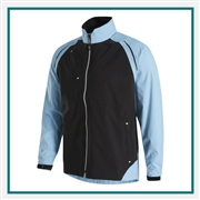 FootJoy Men's DryJoys Select LS Rain Jacket Custom Embroidered