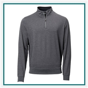 FootJoy Men's Half-Zip Pullover Custom Embroidered