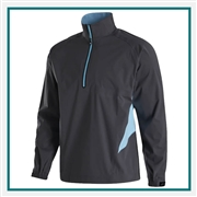 FootJoy Men's FJ HydroKnit Rain Pullover Custom Embroidered