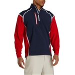 FootJoy Men's Wind Tech Pullover Custom Embroidered