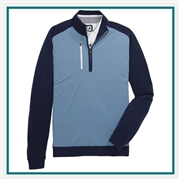 FootJoy Men's Tech Sweater Custom Embroidered