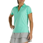 FootJoy Women's Lisle Tonal Stripe Custom Embroidered