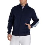 FootJoy Men's Jersey Knit Track Jacket Custom Embroidered