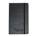 Moleskine Hard Cover Plain Large Notebook with Custom Printed Logo, Custom Logo Moleskine Pocket Notebooks, Moleskine Personalized Notebooks, Moleskine Corporate Gifts