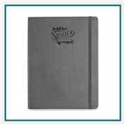 Moleskine Hard Cover Ruled XL Notebook Deboss Logo