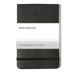 Moleskine Hard Pocket Reporter Notebook Custom Logo