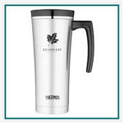 Thermos 16 Oz Sipp Travel Mug with Custom Engraving, Custom Logo Thermos Travel Mugs, Custom Engraved Thermos Tumblers, Corporate Thermos Bottles, Thermos Custom Logo, Custom Thermos, Thermos Corporate Sales