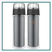 Thermos 18 Double Wall Hydration Bottle with Custom Engraving, Custom Logo Thermos water bottles, Custom Engraved Thermos Tumblers, Corporate Thermos Bottles, Thermos Custom Logo, Custom Thermos, Thermos Corporate Sales