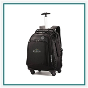 Samsonite MVS Spinner Backpack 95036, Samsonite Promotional Backpacks, Samsonite Custom Logo