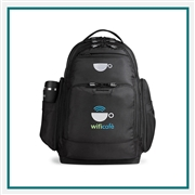 Samsonite HQ Warrior Computer Backpack 95076, Samsonite Promotional Backpacks, Samsonite Custom Logo