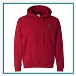 Gildan Heavy Blend Embroidered Hooded Sweatshirts