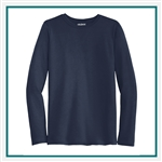 Gildan Performance Long Sleeve T-Shirt with Custom Embroidery, Custom Embroidered Gildan T-Shirts, Gildan 42400 T-Shirt Best Price