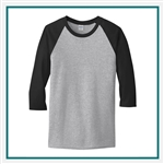 "Gildan Heavy Cottonâ""¢ 3/4-Sleeve Raglan T-Shirt with Custom Embroidery, Custom Embroidered Gildan T-Shirts, Gildan 5700 T-Shirt Best Price"