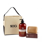 Soapbox Cleanse & Revive Gift Set Custom Logo