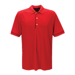Greg Norman Men's Play Dry Protek Micro Lux Polo Custom Embroidered