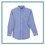Greg Norman Easy-Care Dobby Woven Shirt Custom