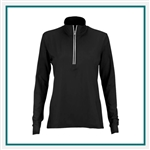 Greg Norman Play Dry 1/4 Zip Pullover Custom Embroidered