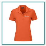 Greg Norman Play Dry Performance Mesh Polo Custom Embroidered