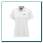 Greg Norman Play Dry ML75 Textured Solid Polo Custom Embroidered
