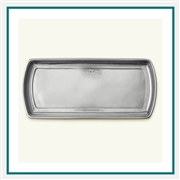 MATCH Pewter Narrow Tray, Classico 2027.01, MATCH Pewter Custom Trays, Promo Trays