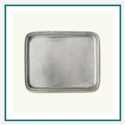 MATCH Pewter Rectangle Tray 964.2, MATCH Pewter Custom Trays, Promo Trays