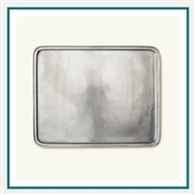 MATCH Pewter Rectangle Tray 964.7, MATCH Pewter Custom Trays, Promo Trays