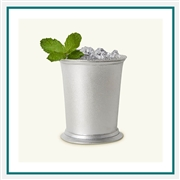 MATCH Pewter Julep Cup A414.51, MATCH Pewter Custom Pewter Cups, Promo Pewter Cups
