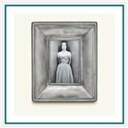 MATCH Pewter Como Rectangle Frame, Small A553.0, MATCH Pewter Custom Picture Frames, Promo Frames